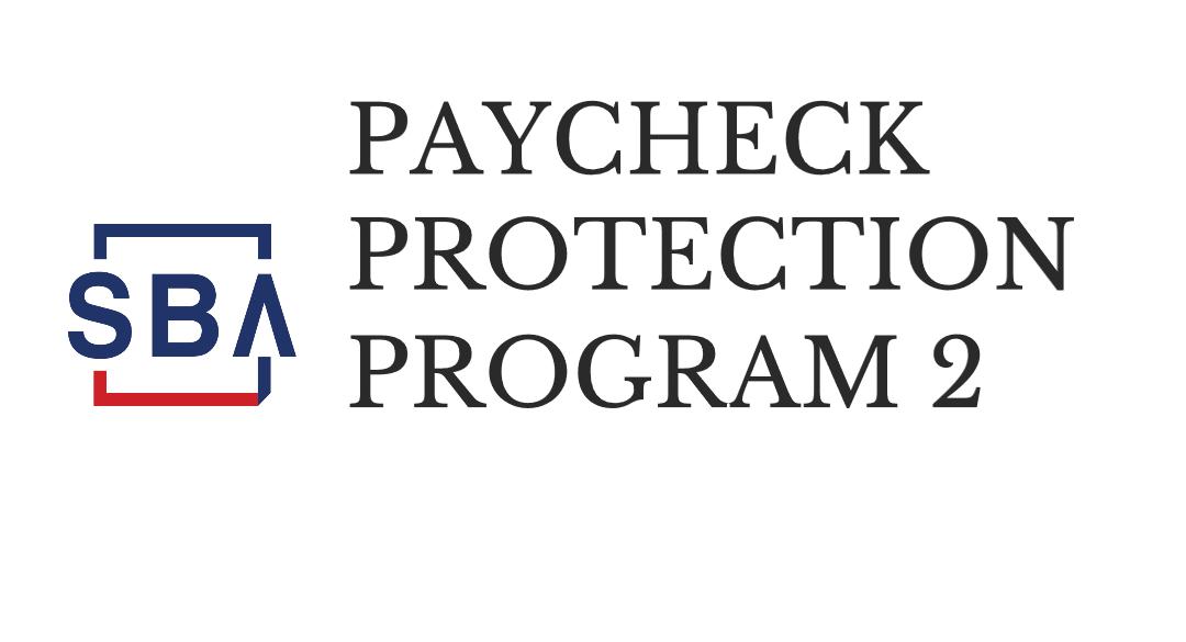 Paycheck Protection Program 2